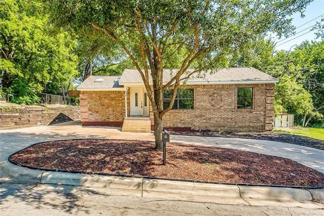 4708 Robinson Street, Fort Worth, TX 76114 (MLS #14138620) :: Lynn Wilson with Keller Williams DFW/Southlake