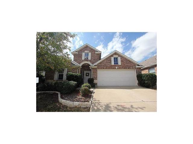 8933 Riscky Trail, Fort Worth, TX 76244 (MLS #14138635) :: RE/MAX Town & Country