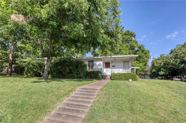 1212 S Lamar Street, Weatherford, TX 76086 (MLS #14138640) :: The Mitchell Group