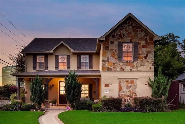 5503 Anita Street, Dallas, TX 75206 (MLS #14138652) :: HergGroup Dallas-Fort Worth