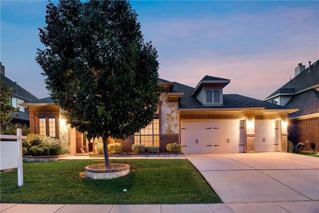 1209 Hayfield Street, Roanoke, TX 76262 (MLS #14138655) :: RE/MAX Town & Country