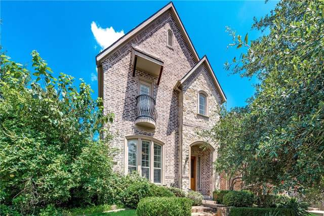 801 Chapel Hill Lane, Mckinney, TX 75069 (MLS #14138666) :: RE/MAX Town & Country