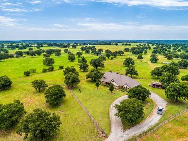 12629 County Road 126, Ranger, TX 76470 (MLS #14138687) :: RE/MAX Town & Country