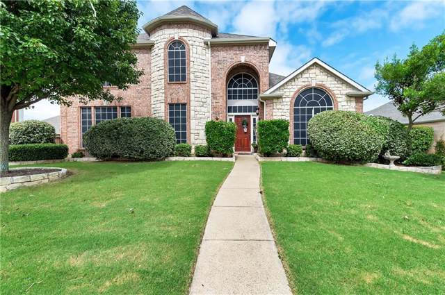 3228 Ridge Trace Circle, Mansfield, TX 76063 (MLS #14138702) :: RE/MAX Town & Country