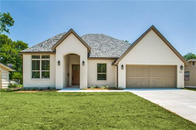 5813 Fursman Avenue, Fort Worth, TX 76114 (MLS #14138703) :: RE/MAX Town & Country