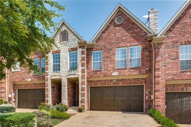 1016 Colonial Drive, Coppell, TX 75019 (MLS #14138708) :: Team Tiller
