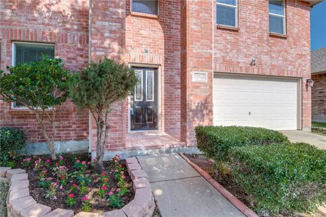 12843 Pearson Drive, Frisco, TX 75035 (MLS #14138710) :: RE/MAX Town & Country