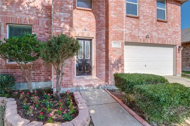 12843 Pearson Drive, Frisco, TX 75035 (MLS #14138710) :: Lynn Wilson with Keller Williams DFW/Southlake