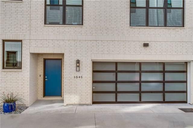 3545 Cielo Court, Dallas, TX 75219 (MLS #14138718) :: Kimberly Davis & Associates
