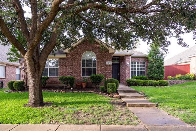 6241 Dark Forest Drive, Mckinney, TX 75070 (MLS #14138721) :: Kimberly Davis & Associates