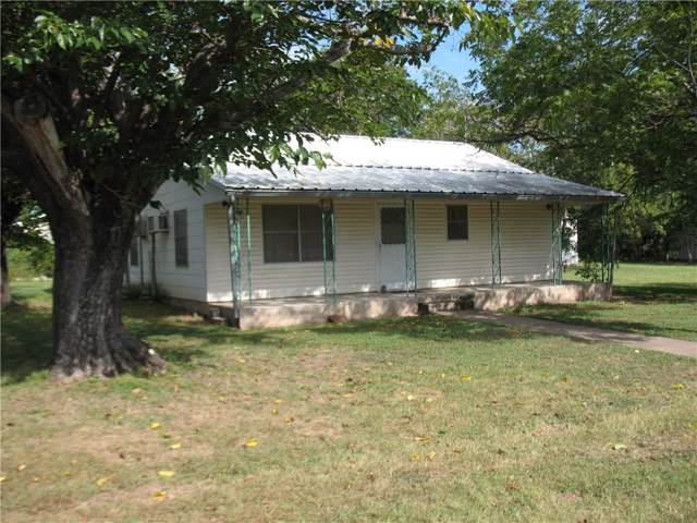 204 Chestnut Street, Gustine, TX 76455 (MLS #14138747) :: RE/MAX Town & Country