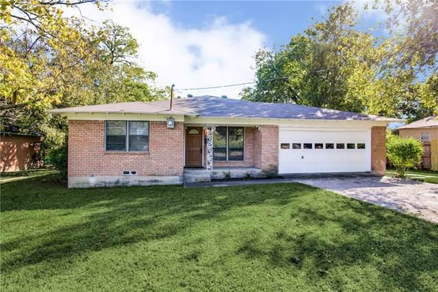 2840 Gibbs Williams Road, Dallas, TX 75233 (MLS #14138749) :: Vibrant Real Estate
