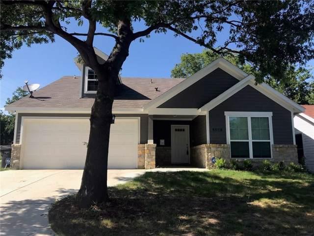 5528 Fletcher Avenue, Fort Worth, TX 76107 (MLS #14138752) :: Kimberly Davis & Associates