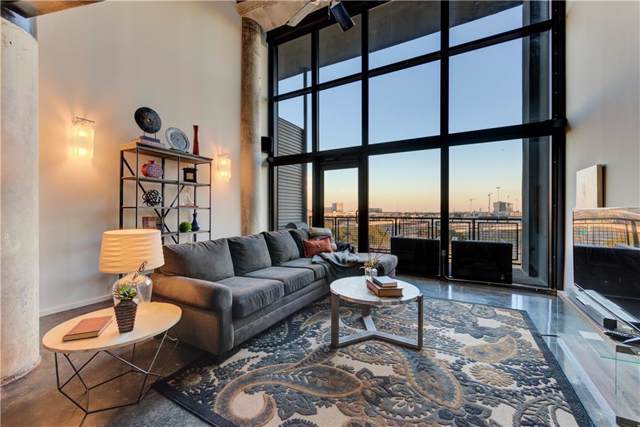 3110 Thomas Avenue #729, Dallas, TX 75204 (MLS #14138753) :: HergGroup Dallas-Fort Worth