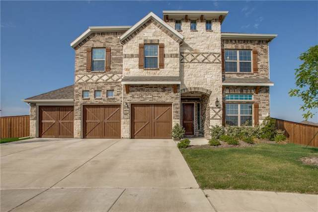 1543 Intessa Court, McLendon Chisholm, TX 75032 (MLS #14138761) :: Lynn Wilson with Keller Williams DFW/Southlake