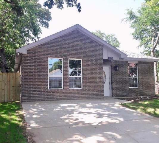 615 E Willingham Street, Cleburne, TX 76031 (MLS #14138767) :: Potts Realty Group
