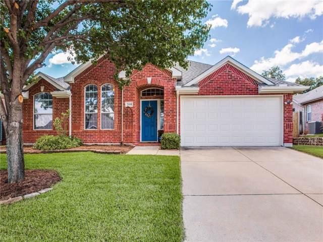 2808 Warwick Drive, Corinth, TX 76210 (MLS #14138774) :: RE/MAX Town & Country