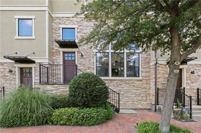 7241 Kasko Drive, Plano, TX 75024 (MLS #14138775) :: RE/MAX Town & Country