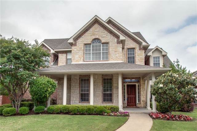150 Natches Trace, Coppell, TX 75019 (MLS #14138795) :: The Star Team | JP & Associates Realtors