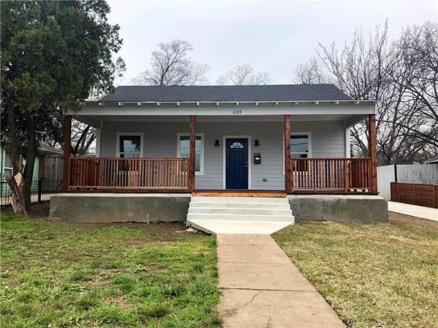 623 S Vernon Avenue, Dallas, TX 75208 (MLS #14138796) :: Lynn Wilson with Keller Williams DFW/Southlake