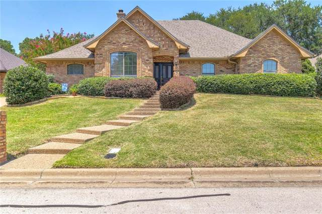 705 Bunker Hill Drive, Arlington, TX 76011 (MLS #14138801) :: Lynn Wilson with Keller Williams DFW/Southlake