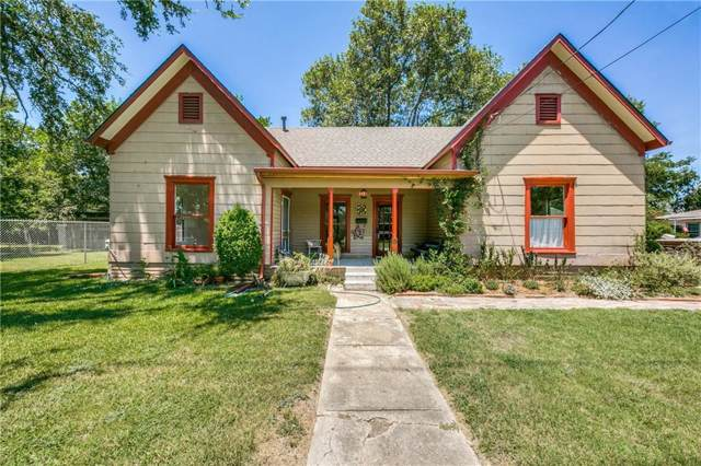 117 E 5th Street, Lancaster, TX 75146 (MLS #14138813) :: RE/MAX Town & Country
