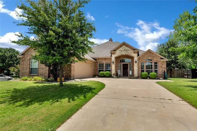 1201 Black Hawk Drive, Haslet, TX 76052 (MLS #14138829) :: Lynn Wilson with Keller Williams DFW/Southlake