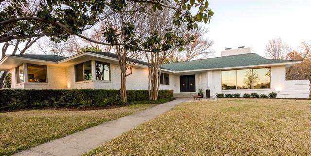 6720 Brants Lane, Fort Worth, TX 76116 (MLS #14138830) :: Baldree Home Team