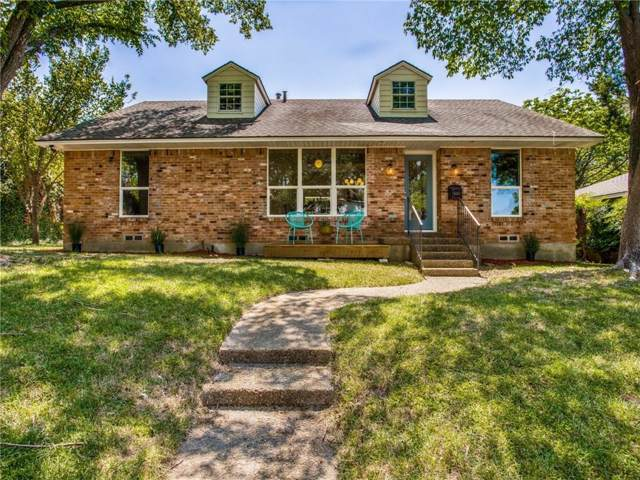 10424 Maplegrove Lane, Dallas, TX 75218 (MLS #14138831) :: Robbins Real Estate Group