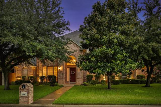 606 Glen Abbey Drive, Mansfield, TX 76063 (MLS #14138833) :: RE/MAX Town & Country
