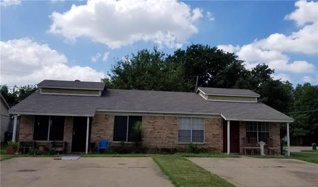 1720 Fitzgerald Court, Arlington, TX 76012 (MLS #14138851) :: All Cities Realty