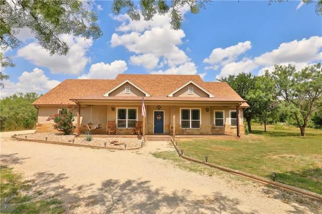 366 Avenida De Coronada, Abilene, TX 79602 (MLS #14138854) :: RE/MAX Town & Country