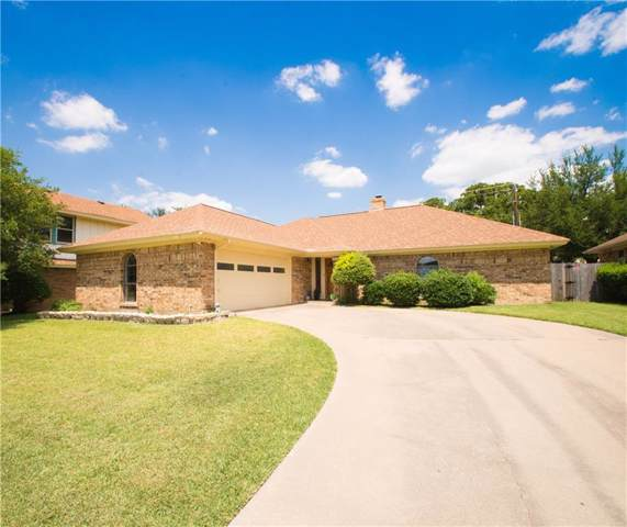 3712 Rolling Meadows Drive, Bedford, TX 76021 (MLS #14138855) :: RE/MAX Town & Country