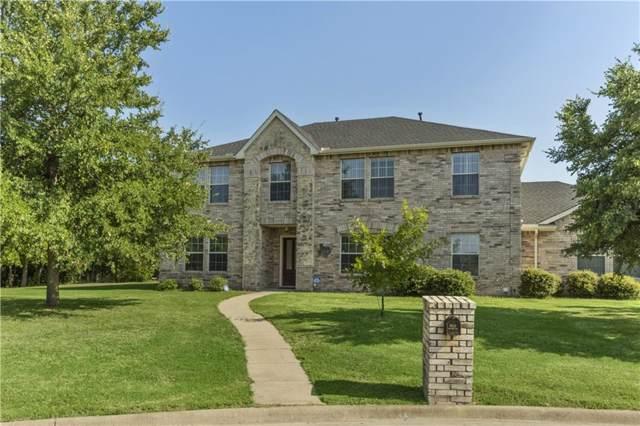 908 Valley Circle, Justin, TX 76247 (MLS #14138860) :: Lynn Wilson with Keller Williams DFW/Southlake