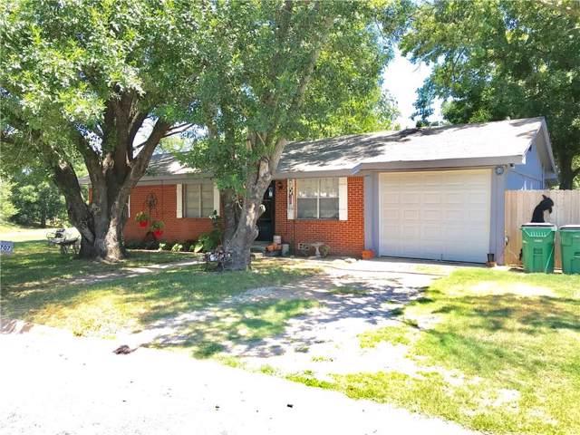 707 Rock Street, Bowie, TX 76230 (MLS #14138865) :: Lynn Wilson with Keller Williams DFW/Southlake