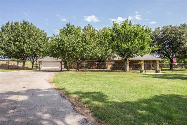 4401 County Road 711, Cleburne, TX 76031 (MLS #14138870) :: Kimberly Davis & Associates