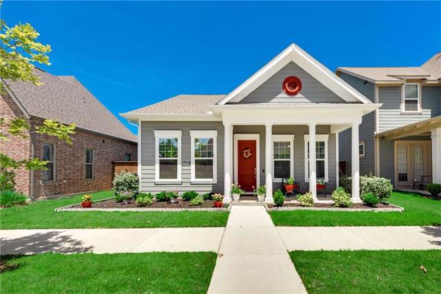 6425 Trafalgar Drive, Rowlett, TX 75089 (MLS #14138877) :: Wood Real Estate Group