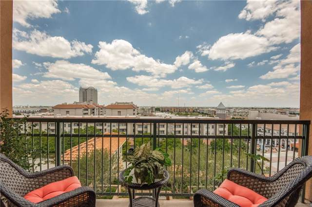 330 Las Colinas Boulevard E #808, Irving, TX 75039 (MLS #14138889) :: Van Poole Properties Group