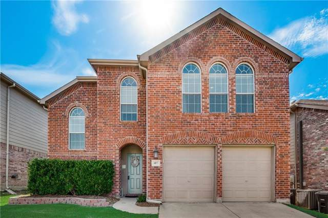 14037 Fontana Road, Fort Worth, TX 76262 (MLS #14138895) :: RE/MAX Town & Country