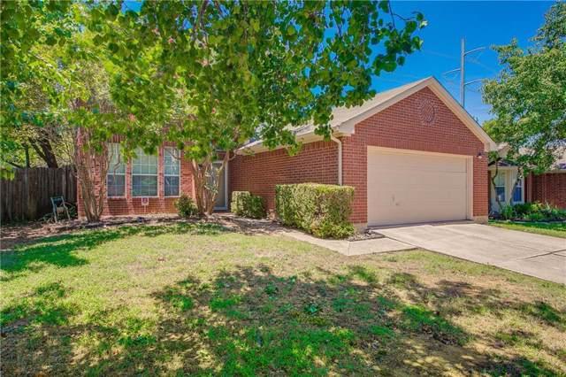 2068 Belvedere Drive, Lewisville, TX 75067 (MLS #14138896) :: Lynn Wilson with Keller Williams DFW/Southlake