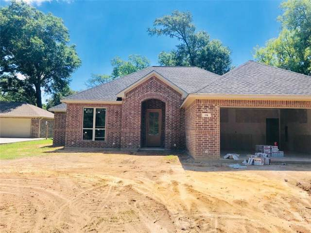176 Chesnut, Van, TX 75790 (MLS #14138898) :: RE/MAX Town & Country