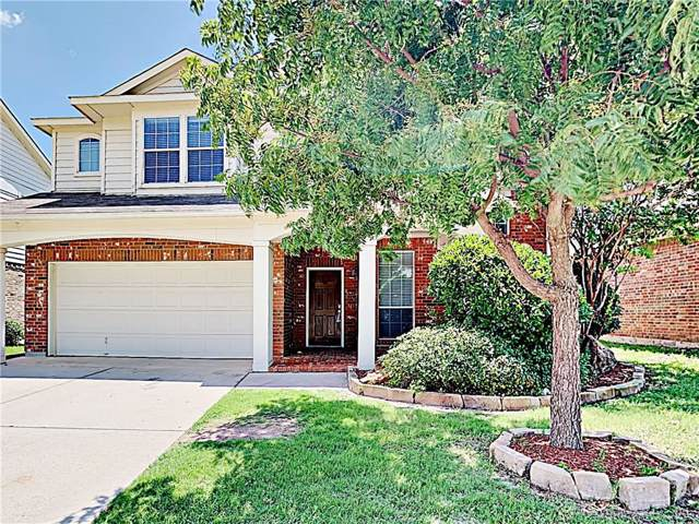 10845 Hawks Landing Road, Fort Worth, TX 76052 (MLS #14138907) :: RE/MAX Town & Country