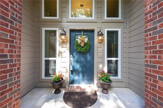 4159 Cedar Drive, Grapevine, TX 76051 (MLS #14138915) :: Kimberly Davis & Associates