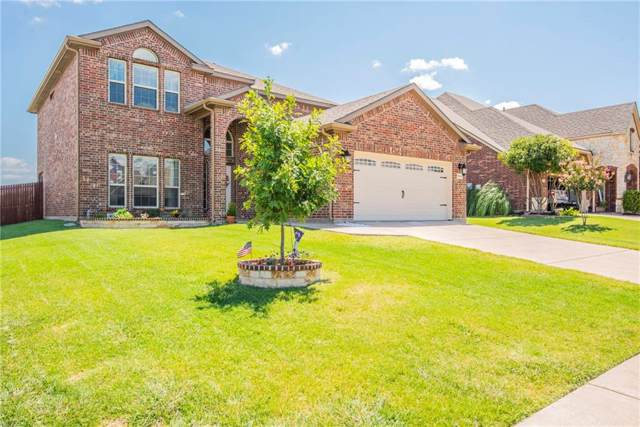 1312 Hill View Trail, Wylie, TX 75098 (MLS #14138916) :: RE/MAX Town & Country