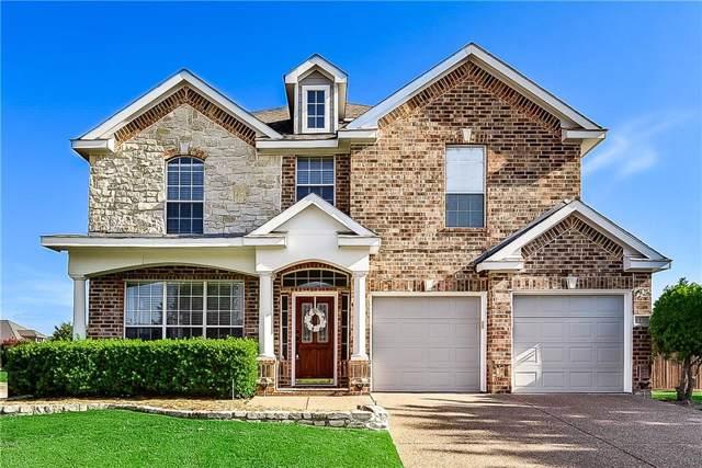 1100 Ginger Trail, Desoto, TX 75115 (MLS #14138924) :: Frankie Arthur Real Estate