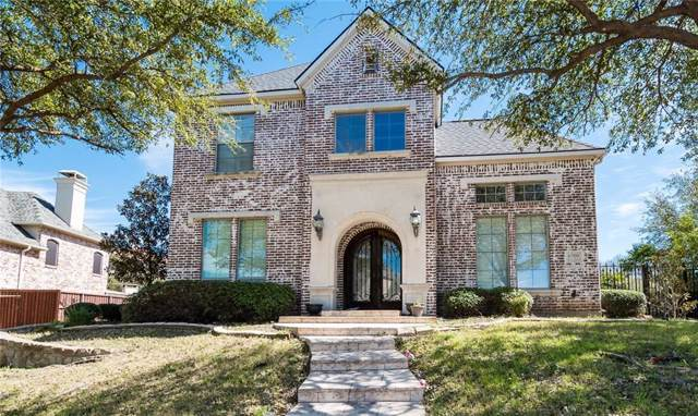 6500 Round Springs Lane, Plano, TX 75024 (MLS #14138931) :: Lynn Wilson with Keller Williams DFW/Southlake