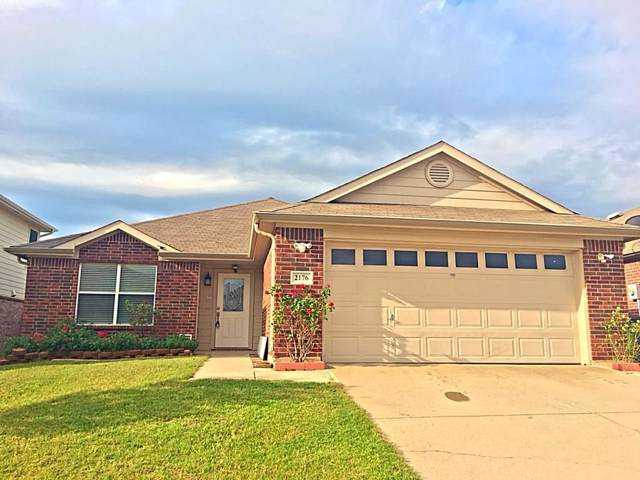 2176 Benning Way, Fort Worth, TX 76177 (MLS #14138933) :: RE/MAX Town & Country
