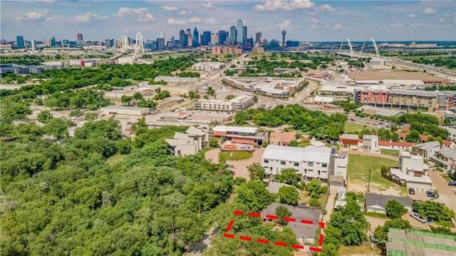1014 Stafford Street, Dallas, TX 75208 (MLS #14138937) :: RE/MAX Town & Country