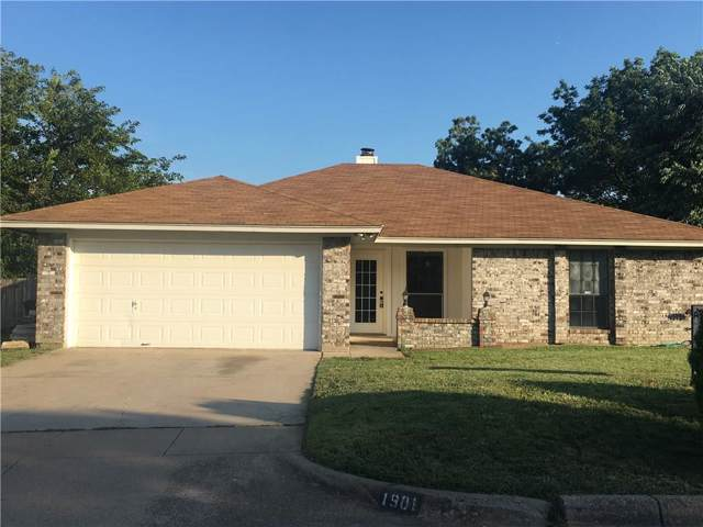 1901 Willow Park Drive, Fort Worth, TX 76134 (MLS #14138944) :: RE/MAX Town & Country