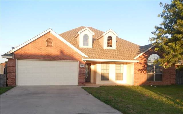 1816 Roadrunner Drive, Weatherford, TX 76088 (MLS #14138951) :: Real Estate By Design